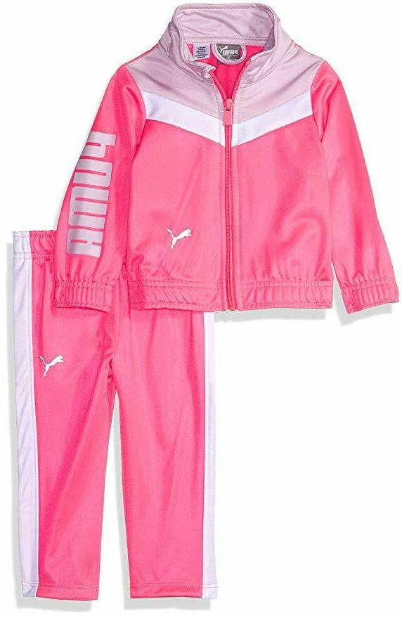little girls jogger set