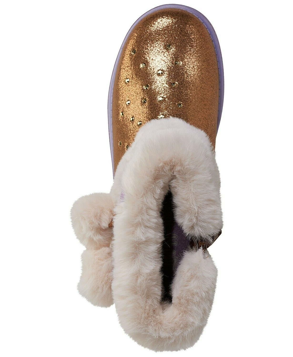 Skechers Little Toes Glitzy Sparkle Sweet Boots