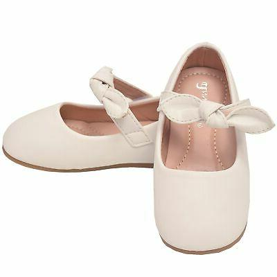 Anne Little White Mary Jane Toddler