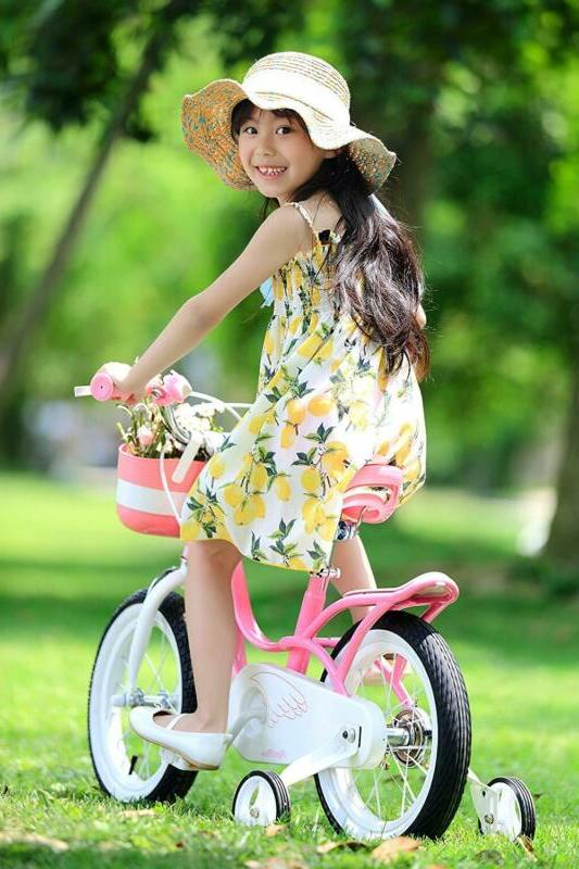 Royalbaby Swan Elegant Girl'S Bike, Wheels,