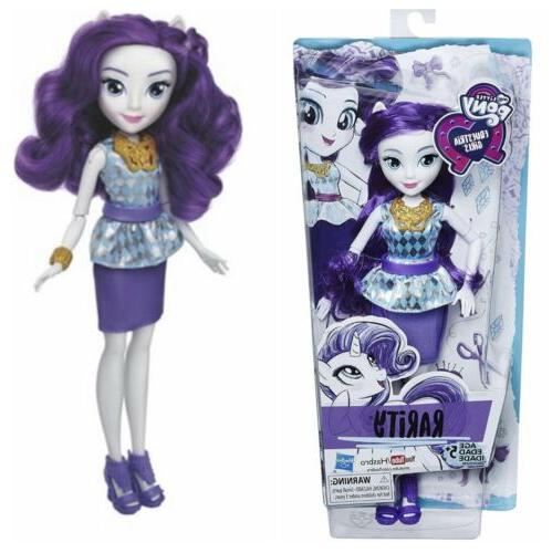 Hasbro My Little Pony Equestria Girls Doll - New - Rarity