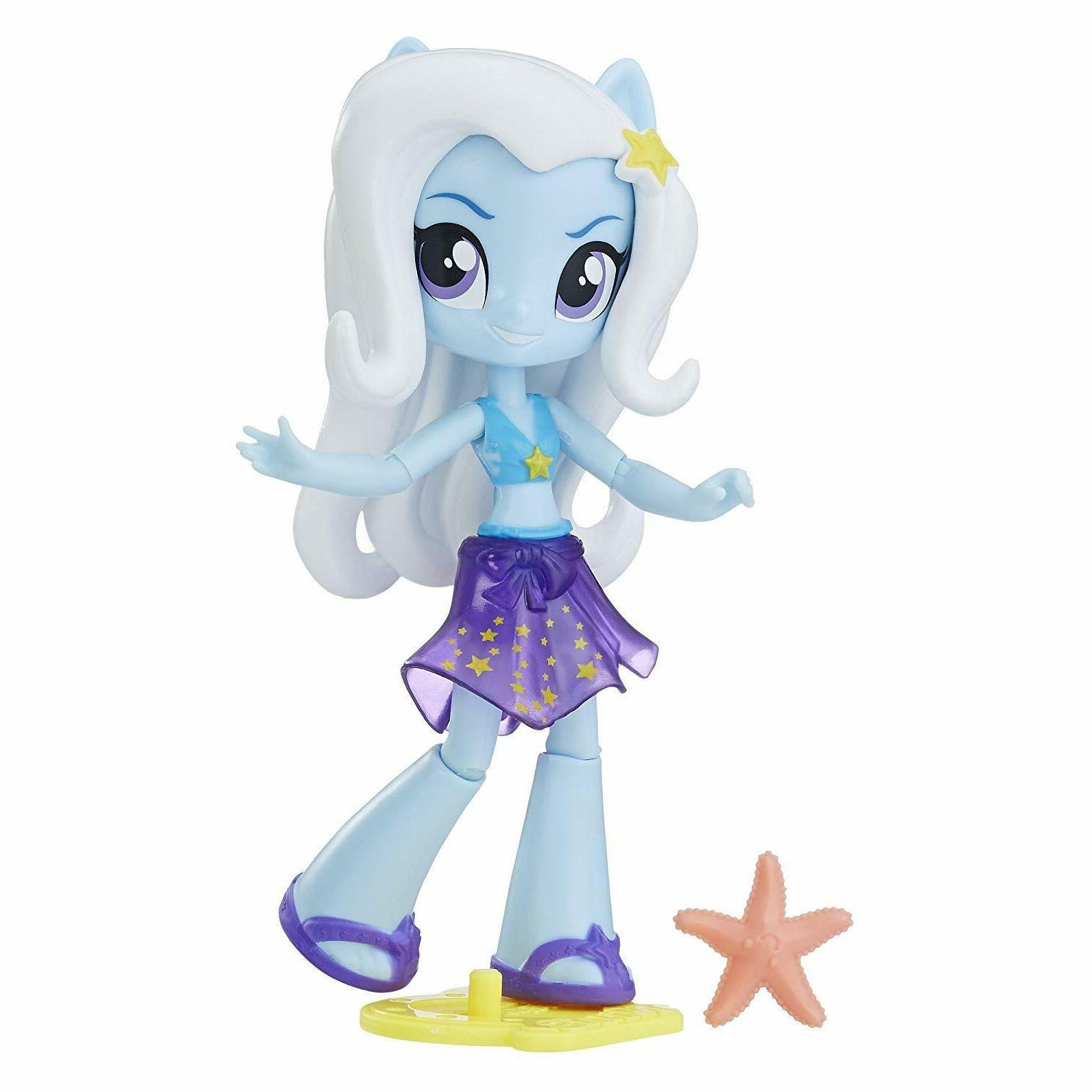 My Little Pony Equestria Girls Minis Beach Collection Trixie