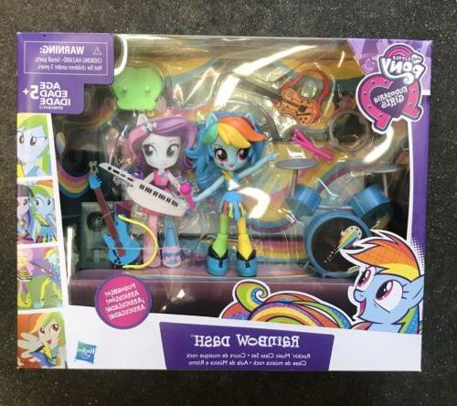 My Little Pony Equestria Girls RAINBOW DASH FASHION