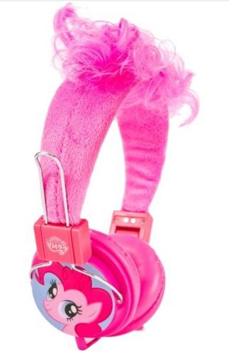 My Little Pony Toys Girls Headphones Pink - 36357