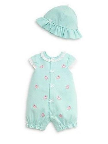 new baby girls 2 piece knit rompers