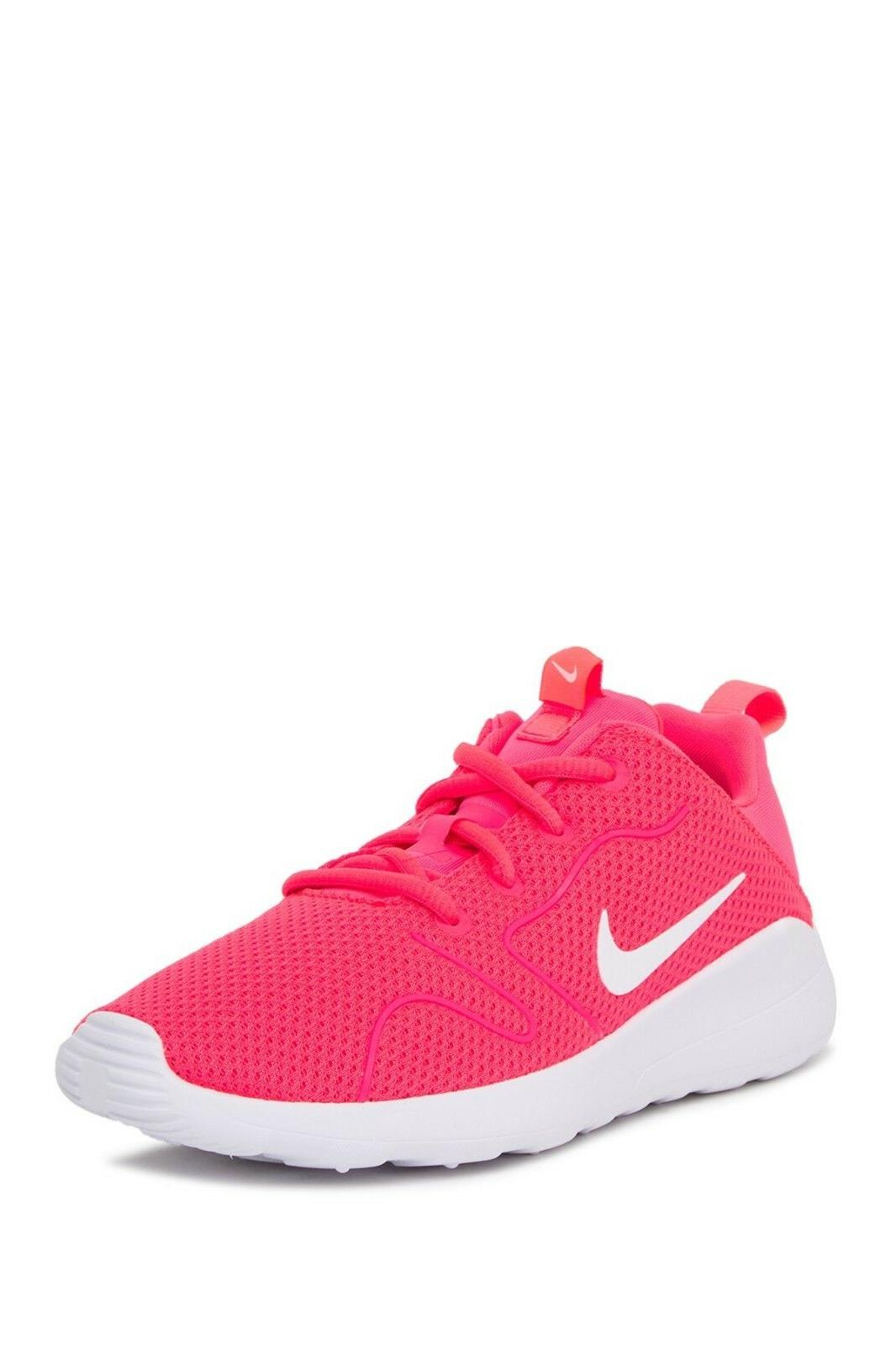 new girls kaishi sneakers shoes pink 844671