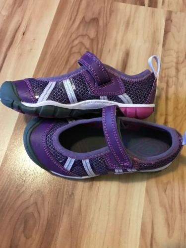 New Jane Shoes Purple girls 11