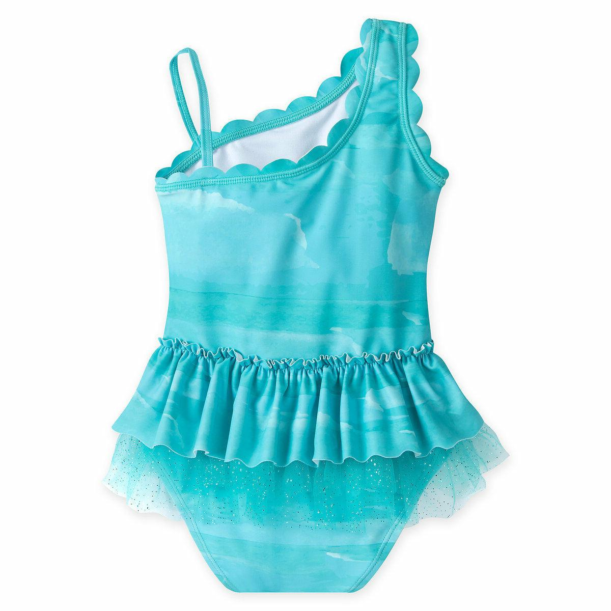 NWT Deluxe Princess Swimsuit Little