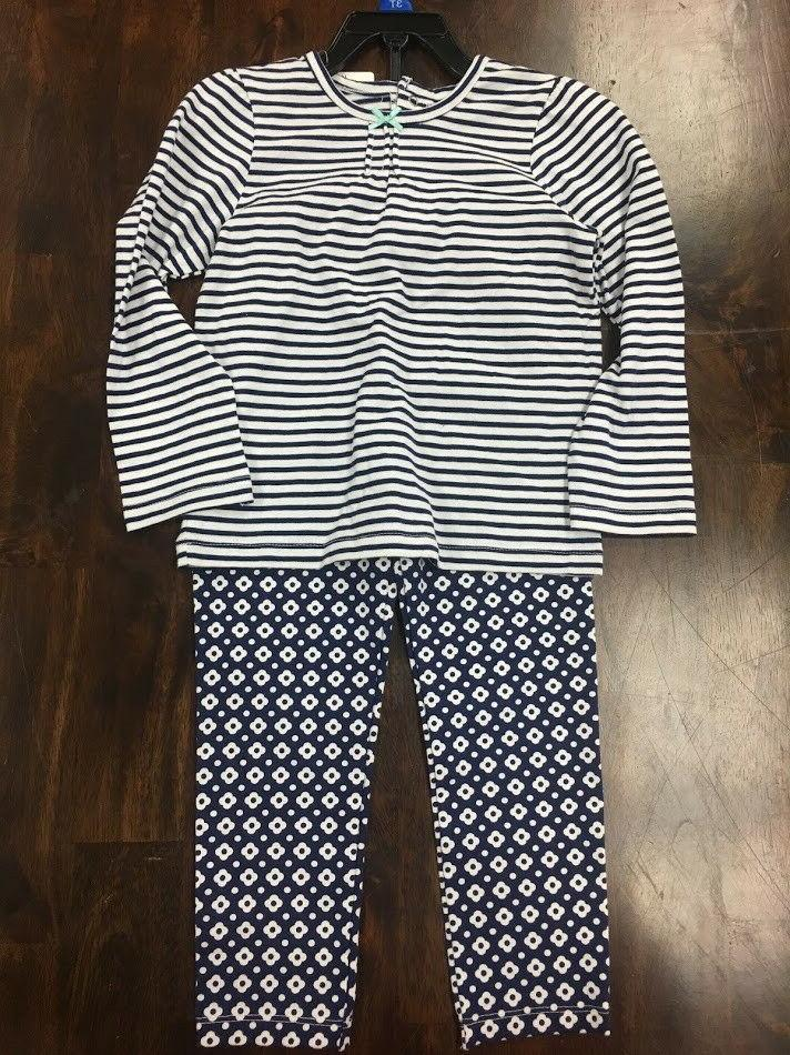 nwt girls 2 piece set 3t 4t