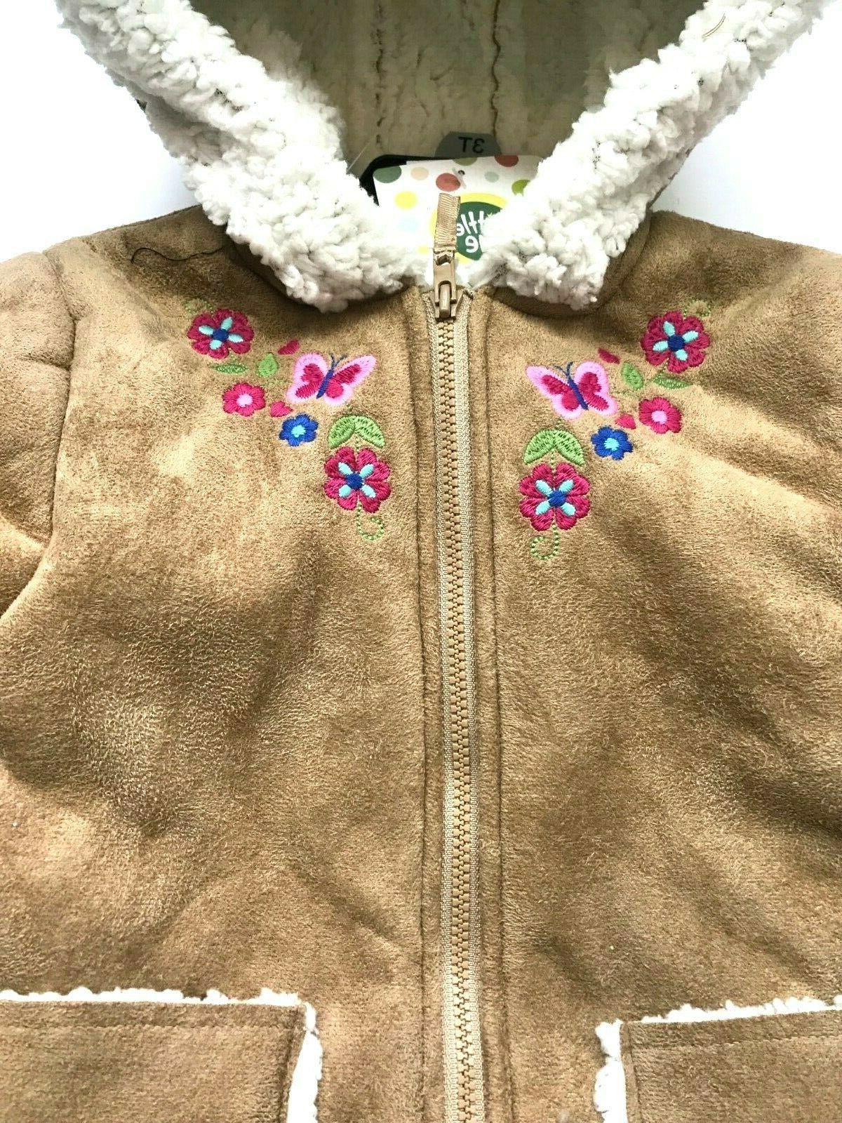 NWT Little 3 Set Jacket, Shirt and Size 3T