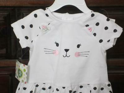 nwt infant girls 2 pc outfit 12
