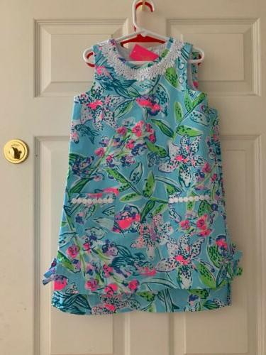 NWT Lilly Little Girls Blue Sway This Way