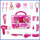 Pretend Play Make Up Kit For Little Girls & Kids Beauty Salo