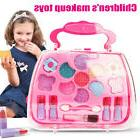 Princess Little Girl Kids Pretend Play Cosmetic Makeup Set T