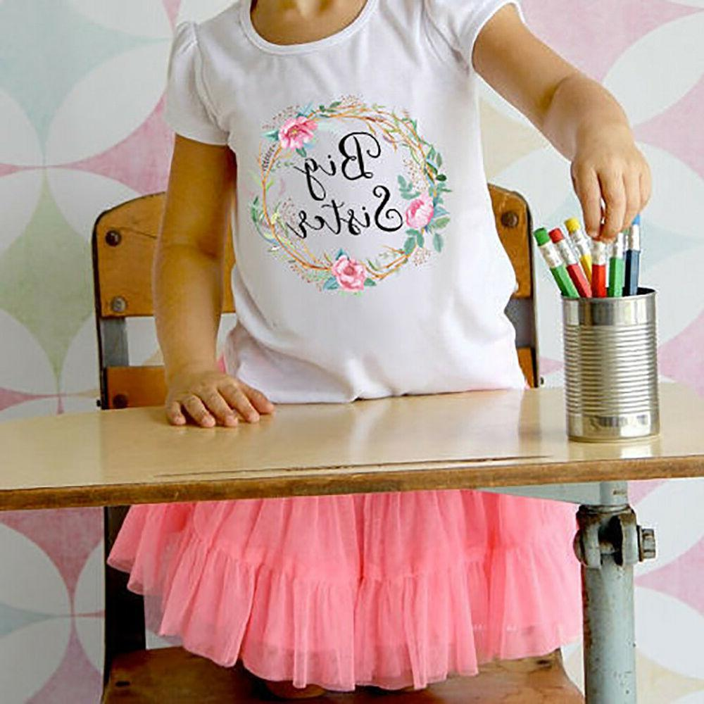 TH_ Baby Little Sister Clothes T Shirt