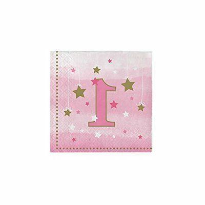 Twinkle Birthday Supplies Pack Gold