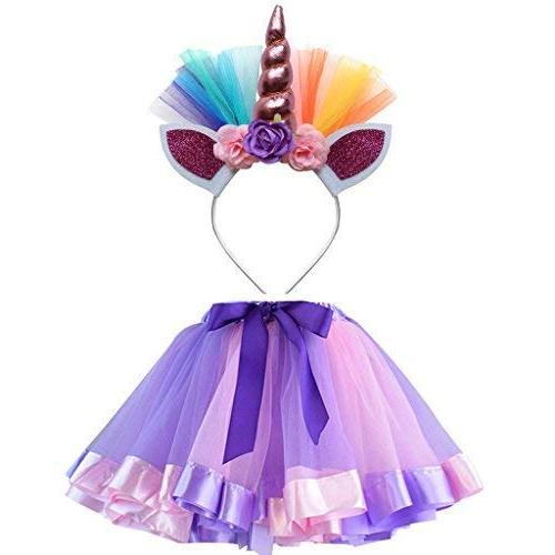 Unicorn Unicorn Outfit for Girls 2T, Party Costumes