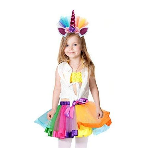 Unicorn Tutu Unicorn Outfit for Girls Party Costumes