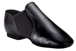 Tent Leather Upper Jazz Shoe Slip-on