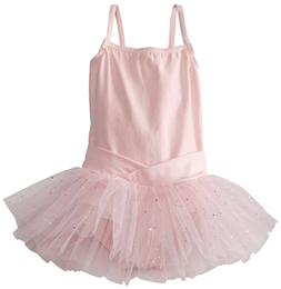 Capezio Little Girls' Camisole Tutu Dress,Pink,T