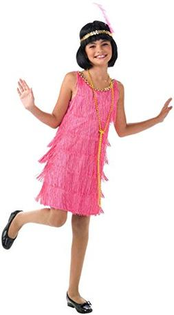 Forum Novelties Little Miss Flapper Child's Costume, Small