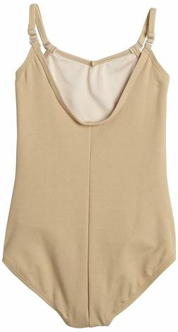 Capezio Little Girls' Camisole Leotard W/ Adjustable Straps