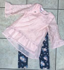 Little Girls Clothing Outfit Sets