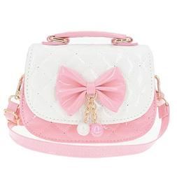 Little Girls Crossbody Purses for Kids Toddler Cute Handbags