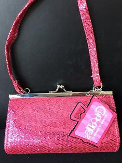 LITTLE GIRLS GLITTER PURSE- NEW   BY CABOODLES MADE IN U.S.A
