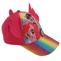 Hasbro Little Girls My Little Pony Character Cotton Baseball
