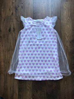 Little Girls Toddler Spring Summer Dress New With Tags Size