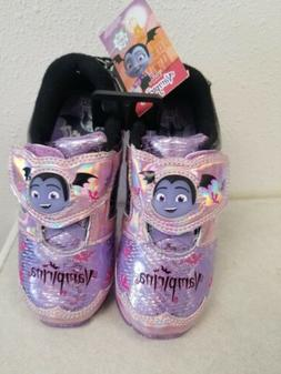 Little Girls Vampirina Light Up Shoes Sizes 7 8 9 10 11 12 B