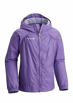c46105b38 COLUMBIA® Little Girls' XXS, XS Grape Gum Switchback Rain J