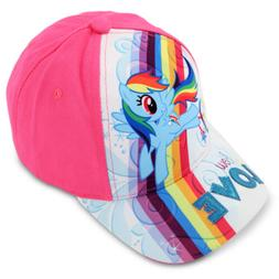 Hasbro My Little Pony Character Cotton Baseball Cap, Little