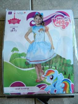 My Little Pony Rainbow Dash Classic Child Costume Medium 7-8