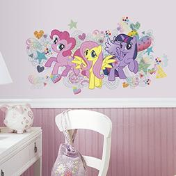 Roommate My Little Pony Wall Graphix