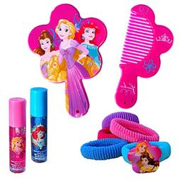 Little Girls Purse Accessories Set -- Flavored Lip Gloss, Co