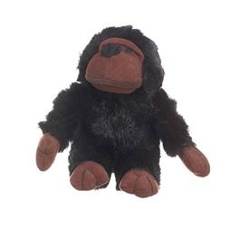 Multipet Look Who's Talking Dog Toy, Blacks & Grays