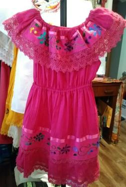 Mexican Little GIRL DRESS