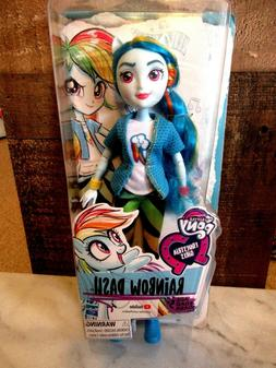 Hasbro My Little Pony Equestria Girls Doll - New - Rainbow D