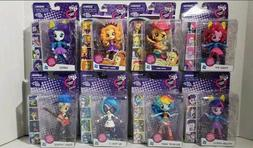 MY LITTLE PONY EQUESTRIA GIRLS MINIS Mane 6, Adagio Dazzle,