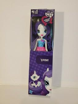 """My Little Pony Equestria Girls RARITY Doll 9"""" Ages 5+ by Has"""