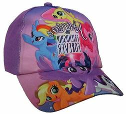 Hasbro My Little Pony Family Purple Baseball Cap – Size Gi
