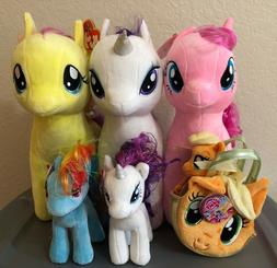 Ty My Little Pony Plush Toy In The Bag, Small, Large Collect