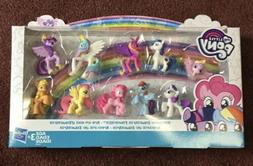 My Little Pony Rainbow Equestria Favorites Collection - 10 M