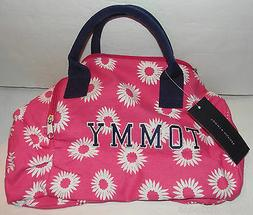 NEW CUTE TOMMY HILFIGER DUFFLE BAG FOR A LITTLE GIRL - PINK