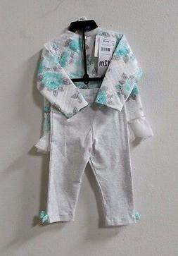 NEW Little Me Girls 2-Piece Set - VARIOUS COLORS & SIZES
