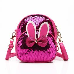 New Kindergarten Princess Fashion Shoulder Crossbody Bag Bun