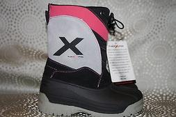 new little girls size 11 snow boots