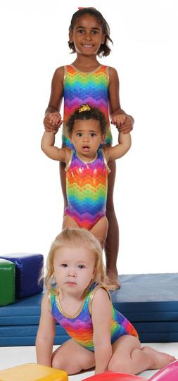 NEW! Little Mermaid Gymnastics Leotard from Snowflake Design
